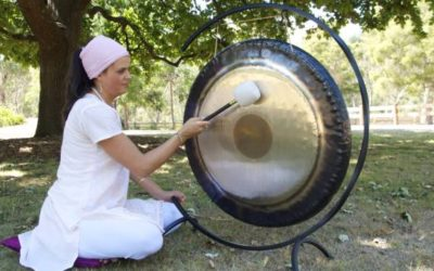 Heal & Awaken your Intuition with the Gong