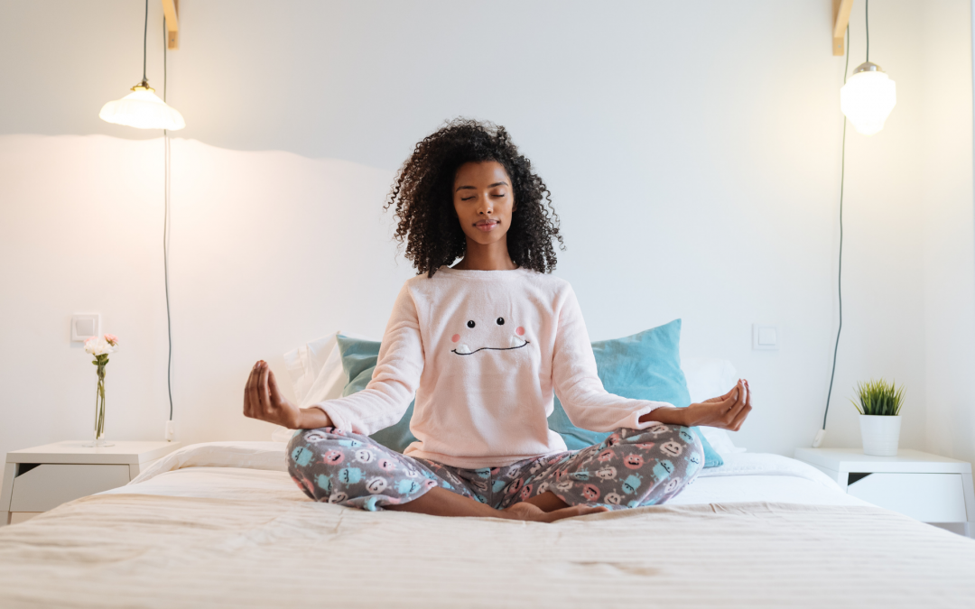 How To Meditate In Bed Before Sleep