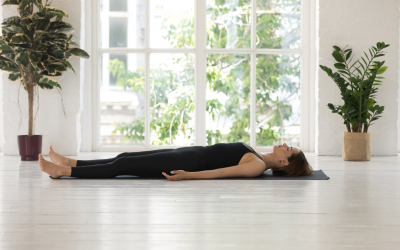 How to Relieve Stress Quickly with Savasana