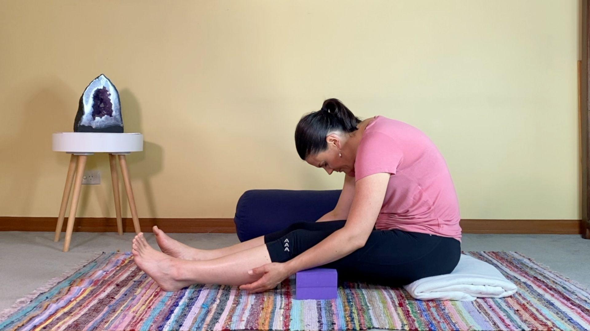 yin yoga for back pain 1