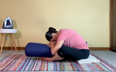 Yin Yoga for Back Pain